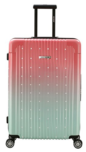 Centurion Premium Luggage Hardside Spinner (29 inch, Ombre Pink)