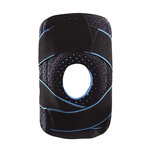 LGQ Rodilleras de compresión Soporte Deportivo para Rodillas Voleibol para Hombres y Mujeres Correr Montañismo Equipo de protección para Exteriores