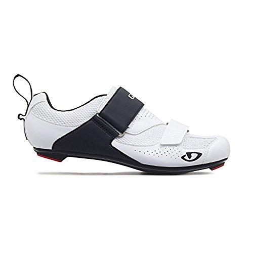 Giro Inciter Tri - Zapatillas - blanco Talla 45 2017