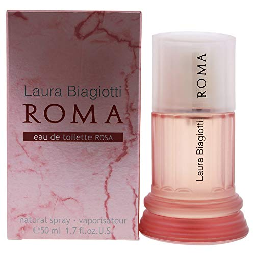 Laura Biagiotti Rosa femme/woman Eau de Toilette Spray, 50 ml