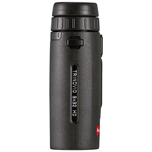 LEICA Trinovid HD 8x32 Robust Waterproof Lightweight Compact Binocular, Black 40316
