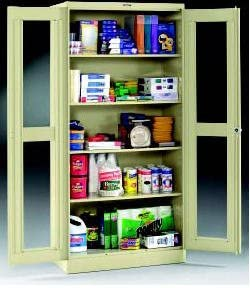 Tennsco Corp. Max 48% OFF Assembled Premium See Sale Through T Storage Cabinets