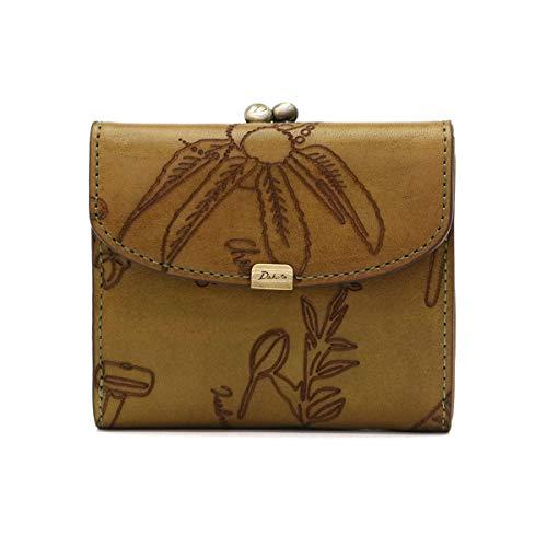 Dakota(ダコタ)『アルティジャーナがま口二つ折り財布(0036381)』