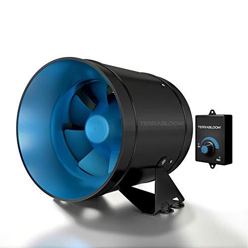 ventilador en linea fabricante TerraBloom