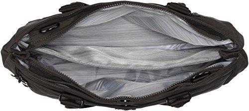 Kipling Artego, Women's Laptop Bag, Schwarz (Dazz Black), One Size