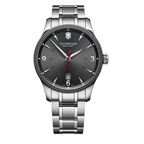 Victorinox Swiss Army Unisex Reloj de Pulsera analógico automático Acero Inoxidable 241714.1