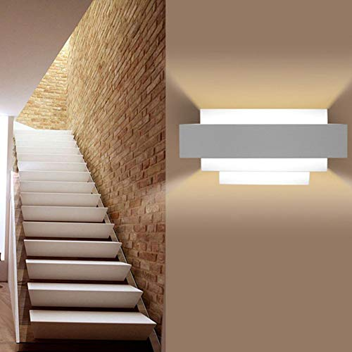 Lampara De Pared Moderna LED Apliques Luminarias Lámparas De Interior Pared Decorativa para Sala De Estar Dormitorio Pasillo Teatro Estudio Restaurante Hotel Pasillo
