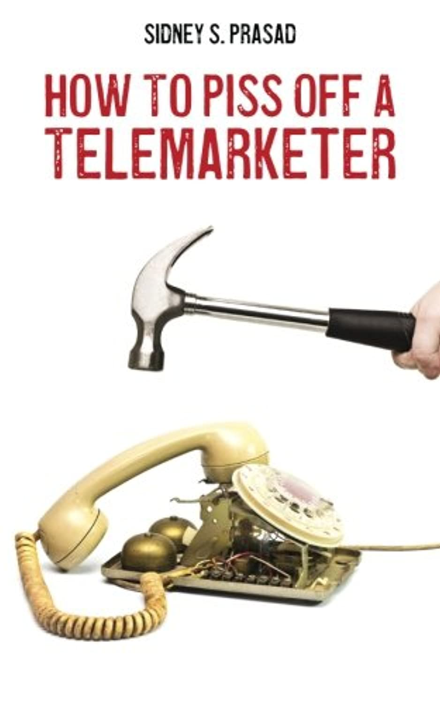 識別する文百万How To Piss Off A Telemarketer