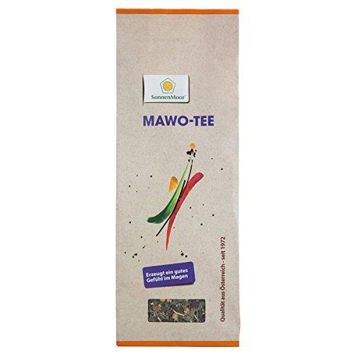 SonnenMoor Mawo-Tee 100 g (Magenwohl-Tee)- loser, natürlicher, Kräutertee zur Unterstützung von Magen und Nerven