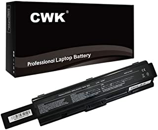 CWK 7800mAh 9 Cell New High Capacity Battery for Toshiba Satellite A505-S6965 A505-S6966 A505-S6967 A505-S6969 A500 A305-S6905 A350 A355 A355D A505-S6005 L455-S5975 A305-S6837 L305-S5875 L505-ES5018 A305-S6898 L201 A305-S6825 L305-S5907 L305-S5921 A215-S5837 A505 A305D L202 M203 M205 M206 M207 Equium A200 L300 A215-S5850 A305-S6916 A505-S6004 A505-S6005 L205 A215-S5829 A215-S5837 A205-S5825,A205-S5000 A205-S5804 A505-S6980 L305-S5955 A305-S6905 L200