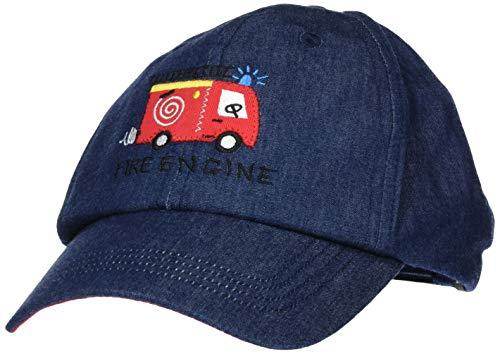 maximo Jungen Cap Kappe, Blau (Jeans/Navy 6348), (Herstellergröße: 51/53)
