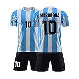 TIANM 1986 Argentina World Cup Football Jersey - # 10 Dǐěgǒ ǍRMǎNDǒ MǎRǎDǒNǎ Camisas De...