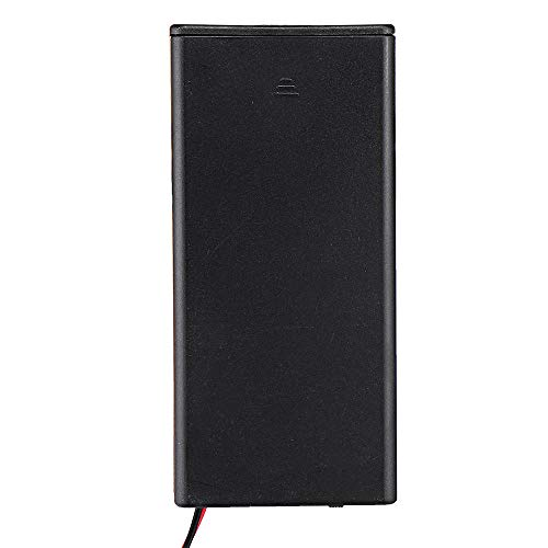 Módulo electrónico 18650 Caja de soporte de la batería recargable batería de la placa con el interruptor de baterías 2x18650 kit de bricolaje 3pcs Case Equipo electrónico de alta precisión