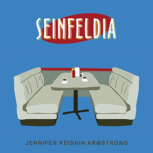 Seinfeldia audiobook cover art