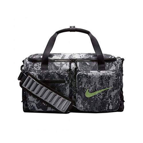 Nike Utility S Duff-Gfx Aop FA20 Duffel Unisex Duffel Particle Grey/Black/Lime Blast,