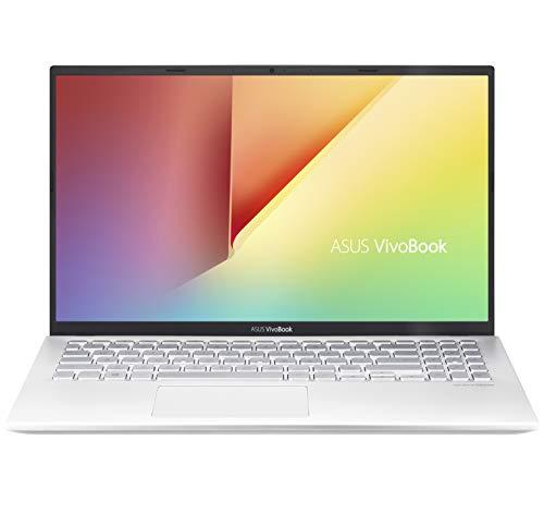 ASUS VivoBook 15 S512JA-BQ1028 - Ordenador Portátil de .6' Full HD (Intel Core i3-1005G1, 8GB RAM, 256GB SSD, Intel UHD Graphics, Sin Sistema Operativo) Plata Transparente-Teclado QWERTY español
