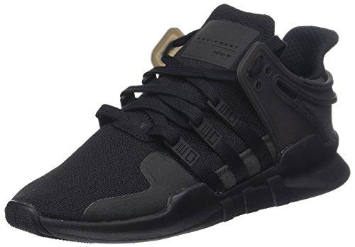 adidas Men's EQT Support ADV Trainers, Black (Core Black/Core Black/Footwear White), 7.5 UK 41 1/3 EU