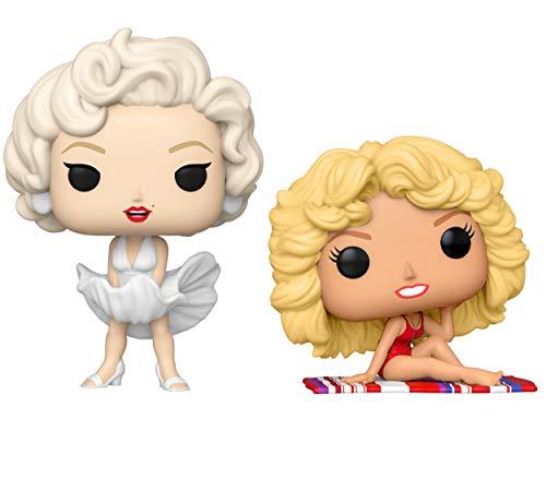 Funko Pop Marilyn Monroe White Dress