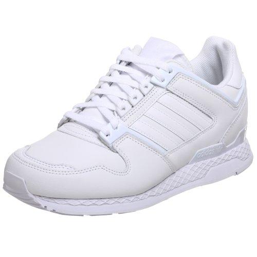 adidas Originals ZXZ ADV Retro Sneaker (Big Kid),White/White/White,6 M US Big Kid