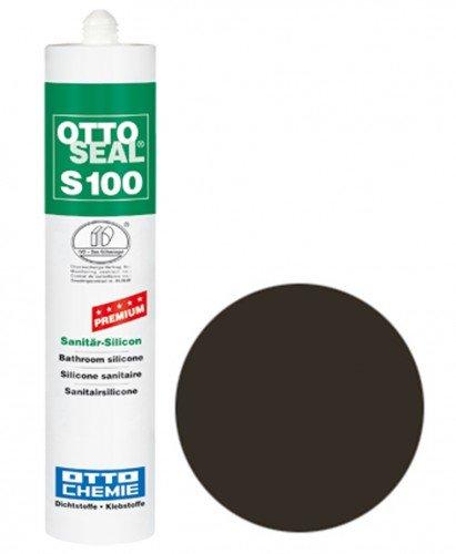 OTTOSEAL S 100, Das Premium-Sanitär-Silicon Farbe Braun/Preis.per ltr.26,50.