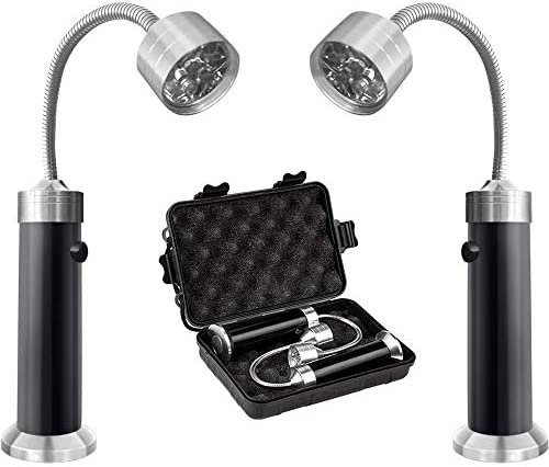 Grill Light Powerful Magnetic Base Super Bright BBQ Lights 360 Degree Flexible Gooseneck LED product image