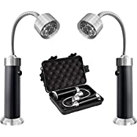 2-Pack Gbbo Powerful Magnetic Base Super Bright BBQ Lights