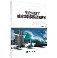 变化环境下的城市雨洪调控措施研究