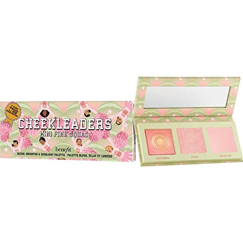 Cheekleaders Pink Squad Palette Mini 9 g