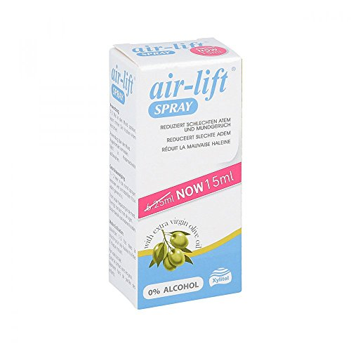 Curaden swiss gmbh - Air de lift spray contra halitosis