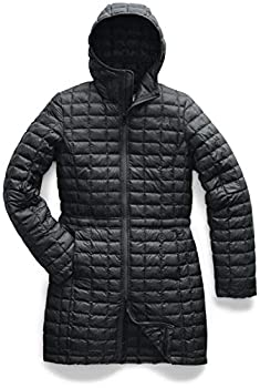 The North Face Women's Thermoball Eco Insulated Jacket - Fall or Winter Coat TNF Black L