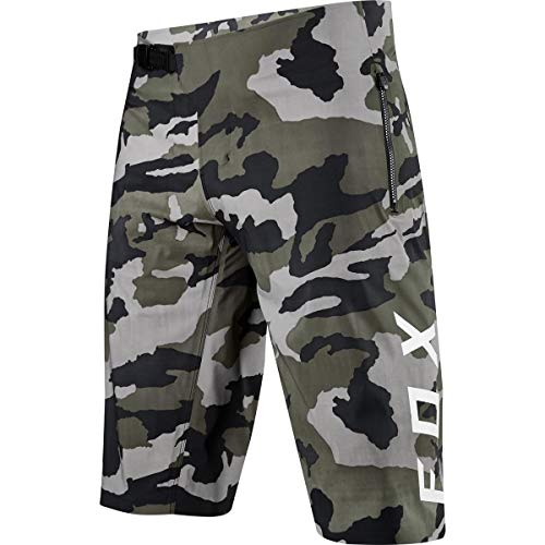 Fox Defend Pro Water Short Green Camo