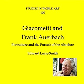 Giacometti and Frank Auerbach cover art
