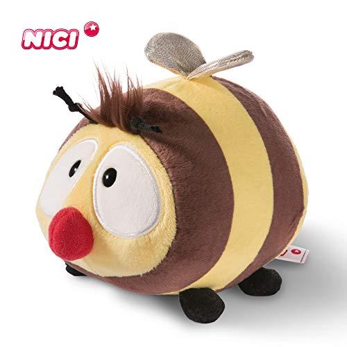 Nici Plüschtier Biene 22 cm – Biene Kuscheltier für Mädchen, Jungen & Babys – Flauschiges Stofftier zum Kuscheln, Spielen und Schlafen – Honig-Biene Schmusetier für Kuscheltierliebhaber – 44489