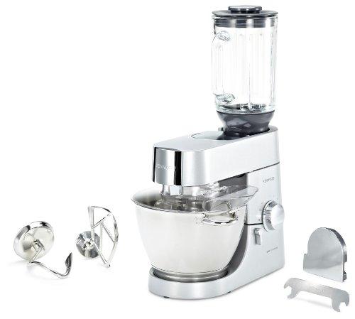 Robot de cocina con voz Chef Titanium Revolution