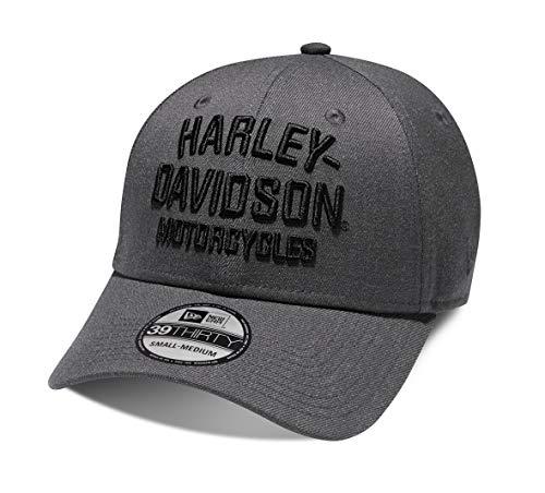 Harley-Davidson Graphic 39Thirty Cappellino da uomo, grigio - grigio - S