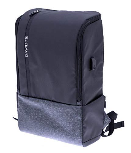 Rucksack Outdoor Reise Bag Pack Bag 47x15x31cm mit Laptopfach Anschluß für Dockingstation