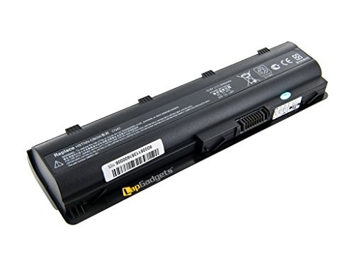 Lap Gadgets Laptop Battery for HP G62-450SA 6 Cell