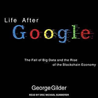 Life After Google audiobook cover art