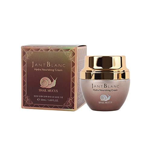 [JANT BLANC] Snail Mucus Cream 50 ml, Essence 50 ml,Eye Cream 50 ml/Moisture, Lift/Choose One/Korean Cosmetics (Cream 50ml)