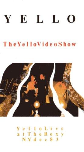 Yello-Live at the Roxy 198 [VHS]