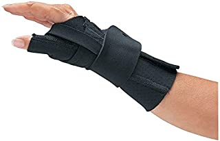 Comfort Cool Arthritis Wrist and Thumb Splint : Comfort Cool Thumb and Wrist Splint, Medium, Right