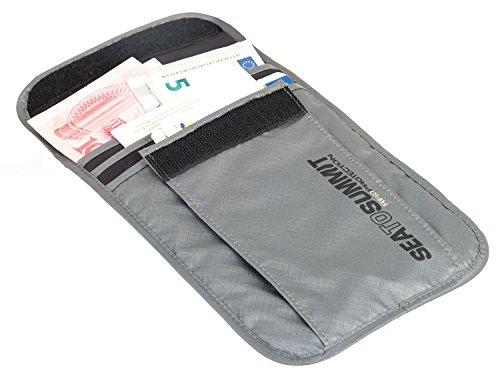 Sea-to-summit - Portefeuille Neck Pouch RFID l