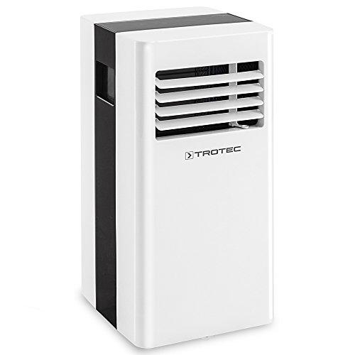 TROTEC Climatiseur Local Monobloc PAC 2300 X de 2,3 KW / 8.000 Btu pour pièces de 65 m³ Max, Classe énergétique A avec Trois Modes de Fonctionnement : rafraîchissement, Ventilation, déshumidification