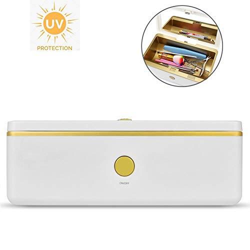 5W UV-sterilisatorbox, professionele LED UV-ozon-lichtbak die ontsmet voor fopspeen, mobiel, schoonheidsgereedschap, kinderspeelgoed, servies, make-upborstels