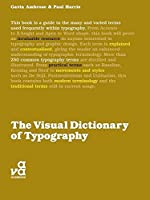The Visual Dictionary of Typography 2940411182 Book Cover