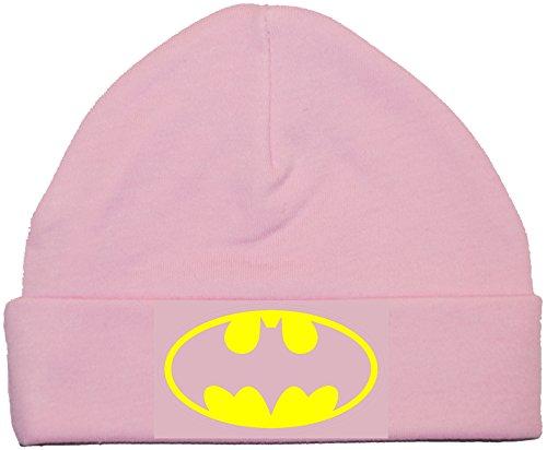 Acce Products Chapeau/Bonnet de Beanie Bat Baby - 6-12 Mois - Rose