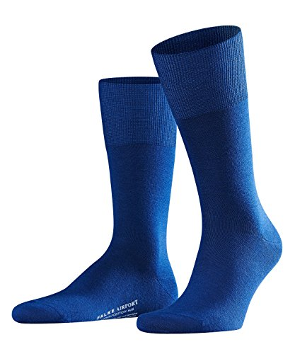 FALKE Herren Airport M SO Socken, royal blue, 47-48