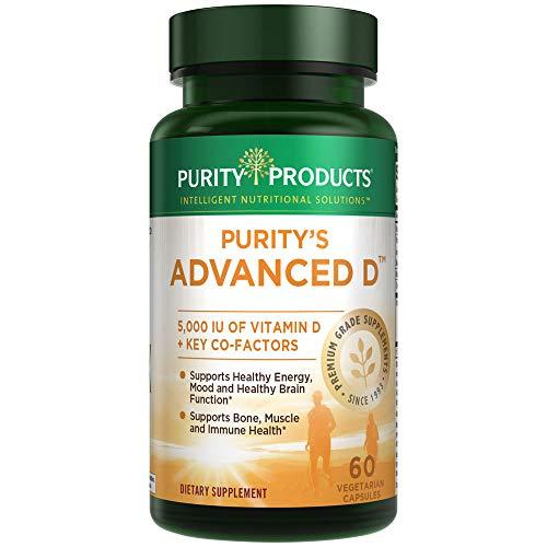 Dr. Cannell's Advanced D - Vitamin D Super Formula...