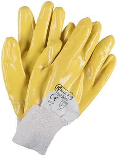 Connex COX938290 Handschuhe Montage gelb Gr. 10