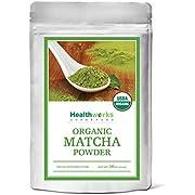 Healthworks Matcha Green Tea Organic Culinary 1 LB